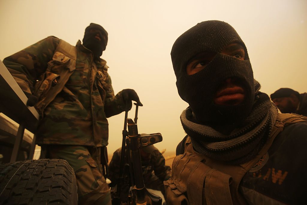 """EU-Anti-Terror-Koordinator warnt vor """"Massen-Rückkehr"""" von Kämpfern aus Syrien und dem Irak"""