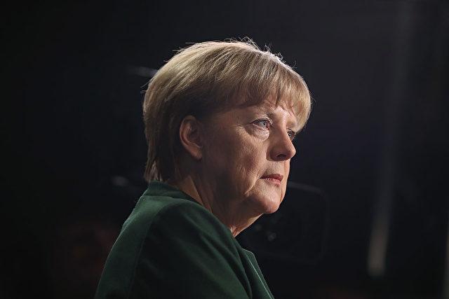 Kanzlerin Angela Merkel. Foto: Sean Gallup/Getty Images