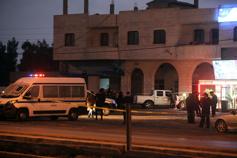 Sieben Tote bei Anschlagsserie in jordanischer Stadt Karak
