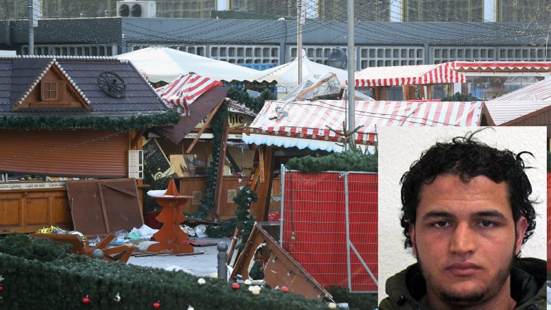 . . . two days after a man drove a heavy truck into a Christmas market in an apparent terrorist attack on December 21, 2016 in Berlin, Germany. So far 12 people are confirmed dead and 48 injured. Authorities initially arrested a Pakistani man whom they believed was the driver of the truck, though later released him and are now pursuing other leads. Among the dead are a Polish man with a gunshot wound who was found on the passenger seat of the truck. Police are investigating the possibility that the truck, which belongs to a Polish trucking company, was hijacked the morning of the attack.