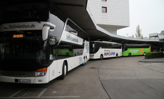 Fernbus-Angebot geht um über 30 Prozent zurück