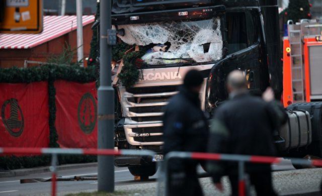 Breitscheidplatz nach Anschlag auf Weihnachtsmarkt Foto: über dts Nachrichtenagentur