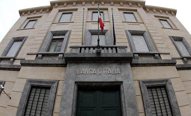 Italienische Zentralbank Banca d`Italia Foto: über dts Nachrichtenagentur