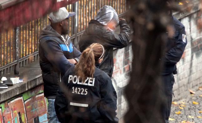 Hamburg: Drogeneinsatz gegen afrikanische Dealer eskaliert