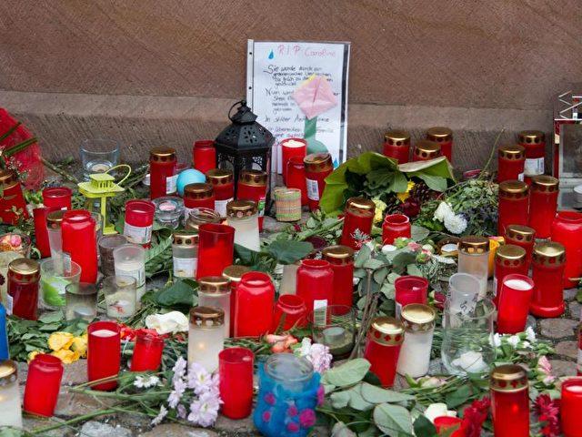 Die junge Frau war Mitte Oktober am Fluss Dreisam in Freiburg missbraucht und getötet worden war. Foto: Patrick Seeger/Archiv/dpa