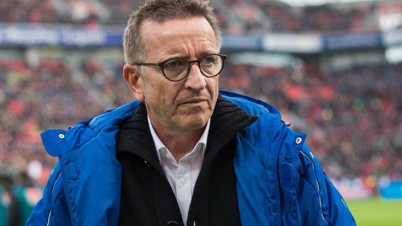 Trainer Von Darmstadt 98