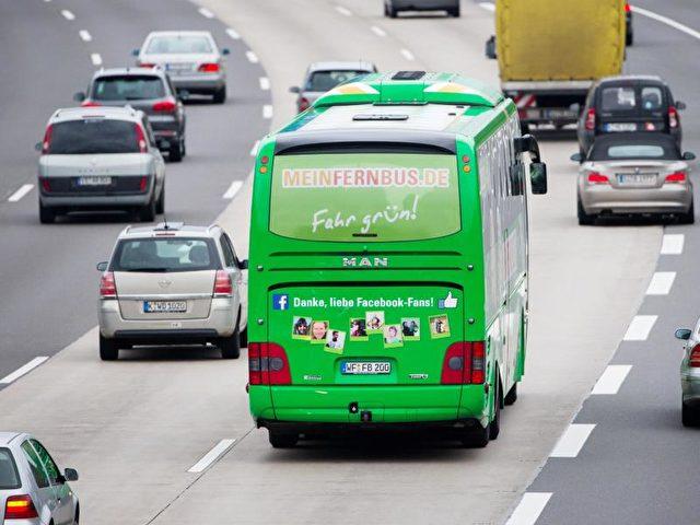 Fernbus-Anbieter MeinFernbus dominiert den Markt in Deutschland. Foto:Rolf Vennenbernd/dpa