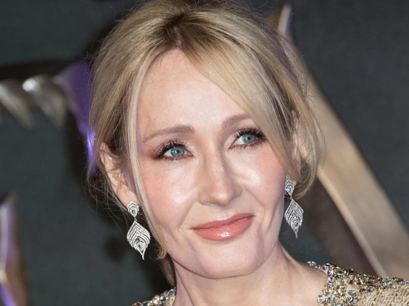 """J.K. Rowling: """"Bin eine Überlebende sexueller Gewalt"""""""