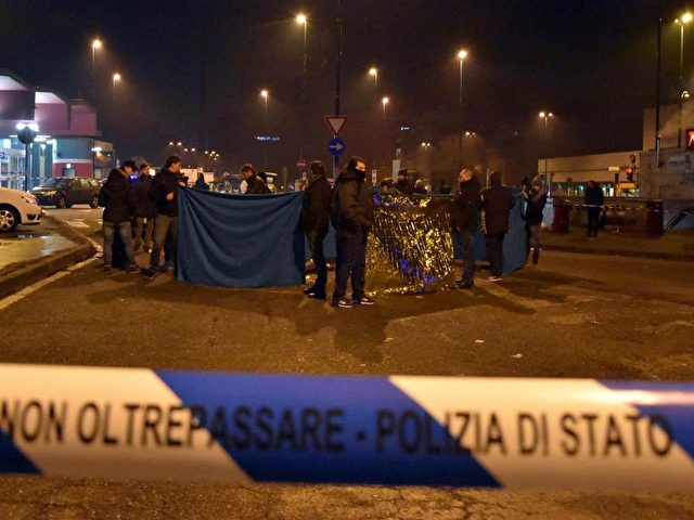 Der Terrorverdächtige Anis Amri wurde in Italien von Polizisten erschossen worden. Foto: Daniele Bennati/dpa