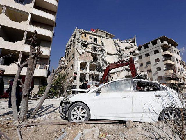 Heftige Kämpfe wurden aus Damaskus gemeldet. Foto: Youssef Badawi/dpa