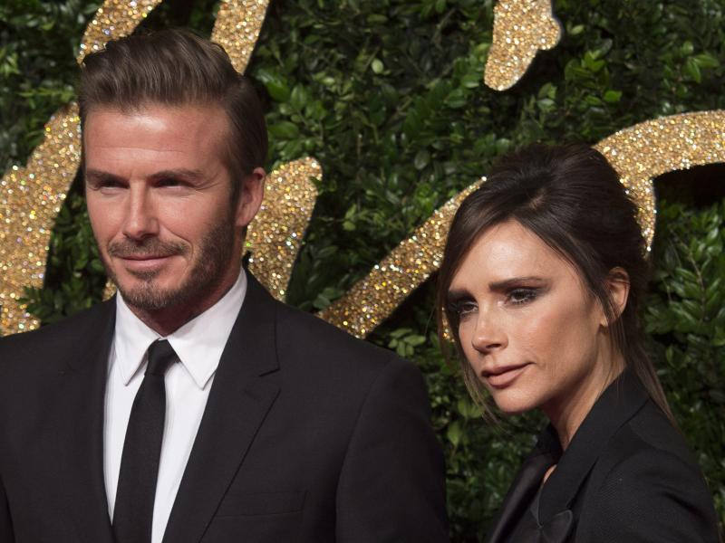 Victoria Beckham erhält Orden von der Queen