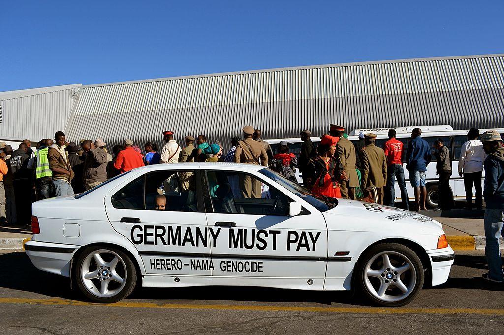 Namibier protestieren gegen Versöhnungsabkommen mit Deutschland
