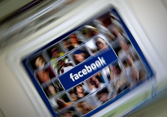 Facebook-Logo Foto: RAUL ARBOLEDA/AFP/Getty Images