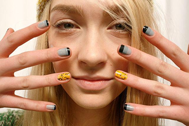 25 Prozent aller Nagellacke enthalten TPHP – gefährliche Weichmacher. Foto: Andy Kropa/Getty Images