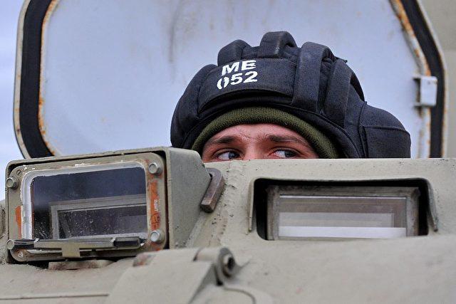 Russischer Soldat Foto: SERGEY VENYAVSKY/AFP/Getty Images