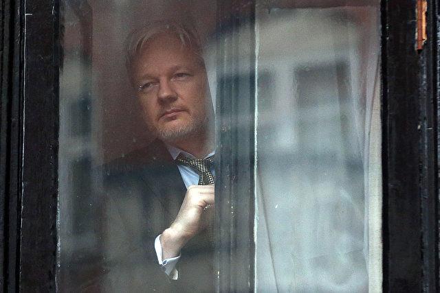 Wikileaks-Gründer Julian Assange Foto: Carl Court/Getty Images