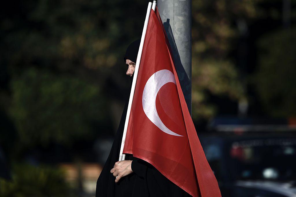 """Linke und türkische Gemeinde kritisieren Merkels Türkei-Besuch kurz vor """"Diktatur""""-Referendum"""
