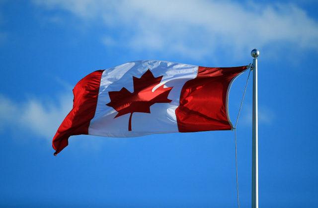Kanadische Flagge Foto: Vaughn Ridley/Getty Images