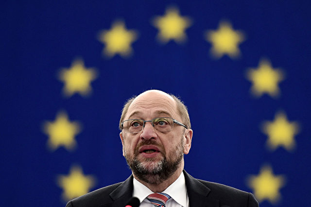 Martin Schulz Foto: FREDERICK FLORIN/AFP/Getty Images