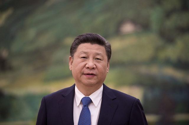 Chinas Staatschef Xi Jinping. Foto: Nicolas Asouri - Pool/Getty Images