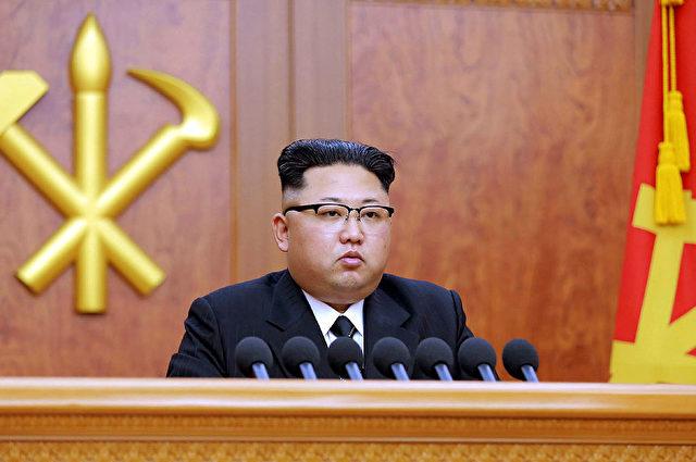 Der nordkoreanische Führer Kim Jong-Un Foto: STRINGER/AFP/Getty Images
