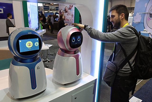 Roboter auf dem Vormarsch. (Symbolbild) Foto: Ethan Miller/Getty Images