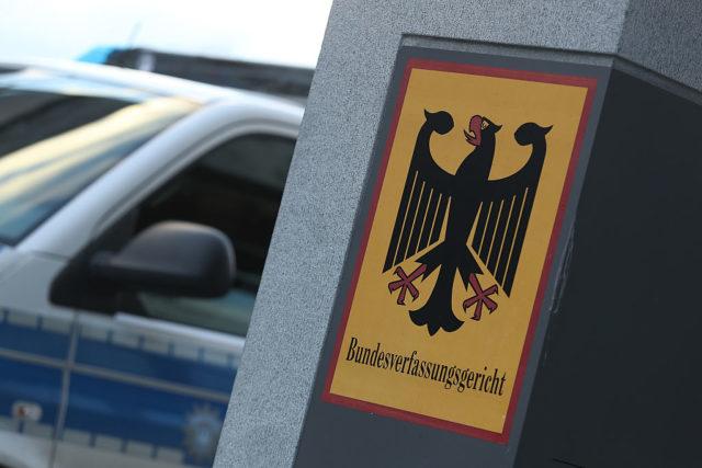 Bundesverfassungsgericht Foto: Getty Images