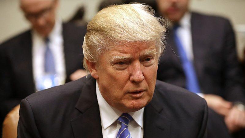 Trump Rücktritt