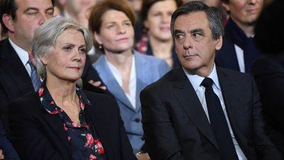 Affäre um französischen Präsidentschaftskandidaten Fillon weitet sich aus