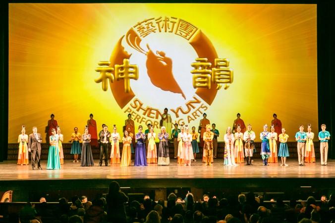 Europatournee von SHEN YUN startet zum chinesischen Neujahr in London