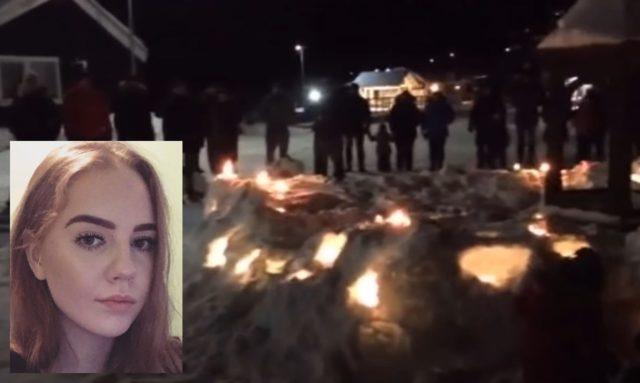 Nach acht Tagen Suche wurde das Mädchen tot am Strand gefunden. Foto: Screenshot Youtube/Facebook