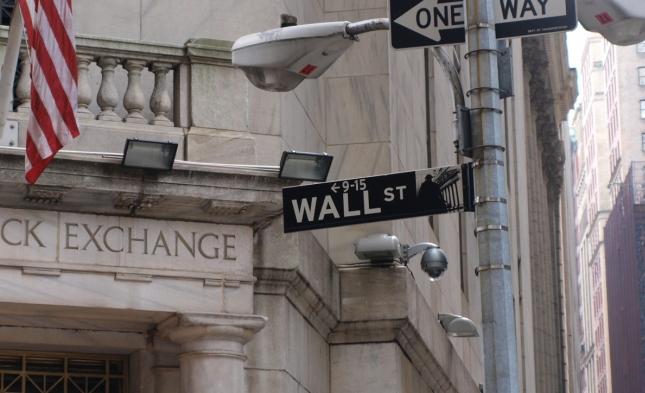 US-Börsen nach Konjunkturdaten schwächer