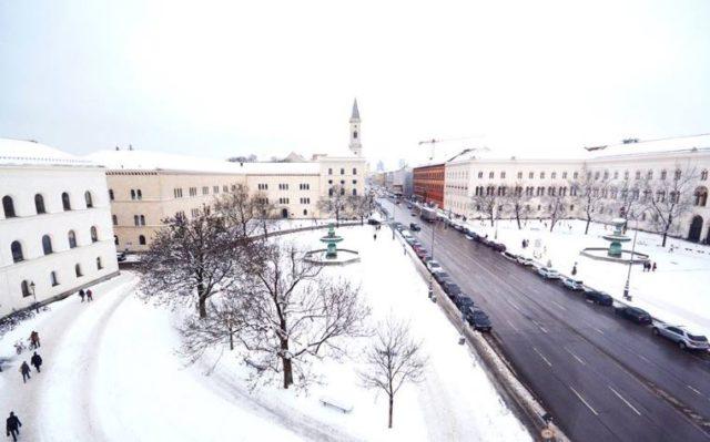 Ludwig-Maximilian-Universität München Foto: Screenshot/Facebook