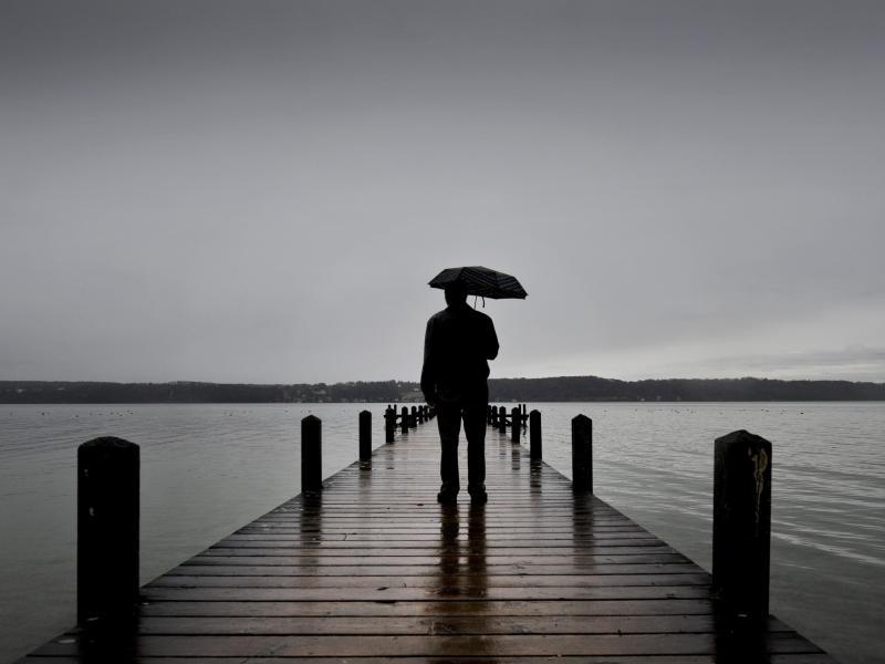 Studie bestätigt: Depression macht auch das Herz krank