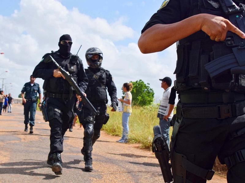 Nach blutigen Aufständen: Brasiliens Militär soll Haftanstalten sichern