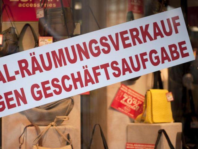 Institut der Deutschen Wirtschaft: November-Lockdown kostet rund 600.000 Jobs