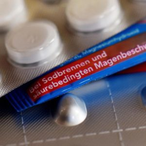 Magensäureblocker Rezeptfrei