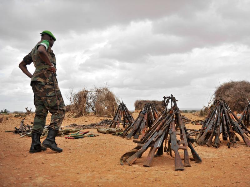 Somalia: Trump ordnet Abzug eines Großteils der US-Soldaten an