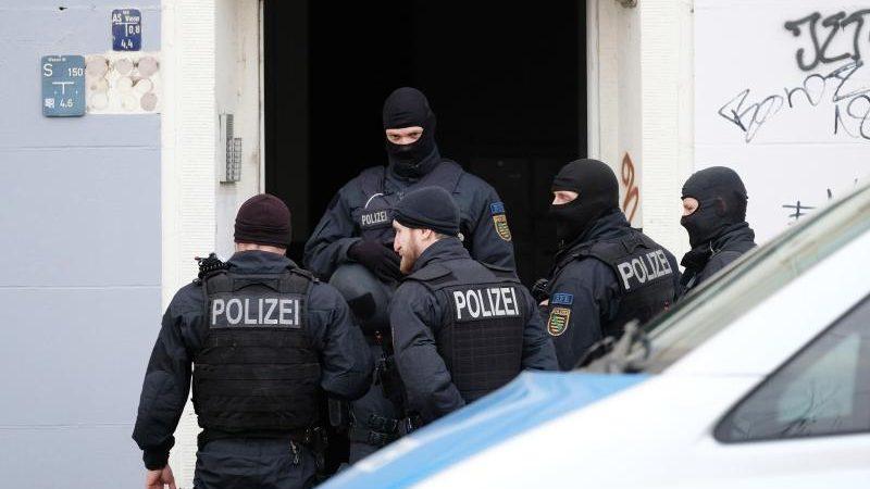Nach Anschlag in Wien: BKA durchsucht Wohn- und Geschäftsräume in Deutschland