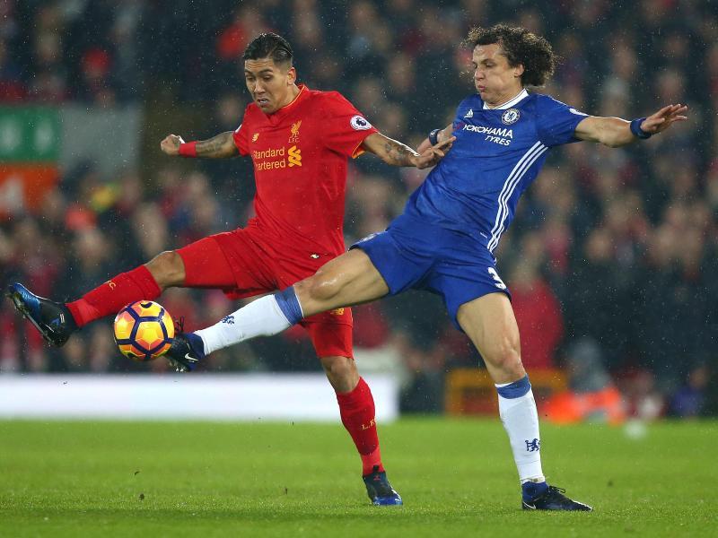 Liverpool erkämpft 1:1 im Topspiel gegen FC Chelsea
