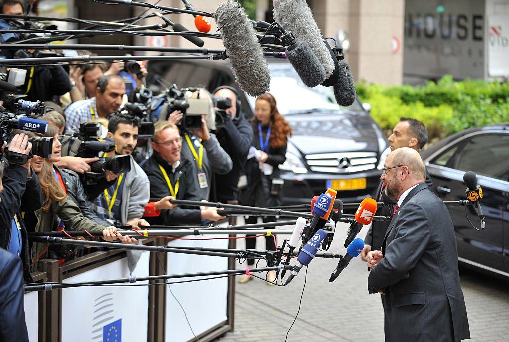 """EU-Abgeordnete über Martin Schulz: """"Ich bin sehr froh, dass wir ihn los sind"""""""
