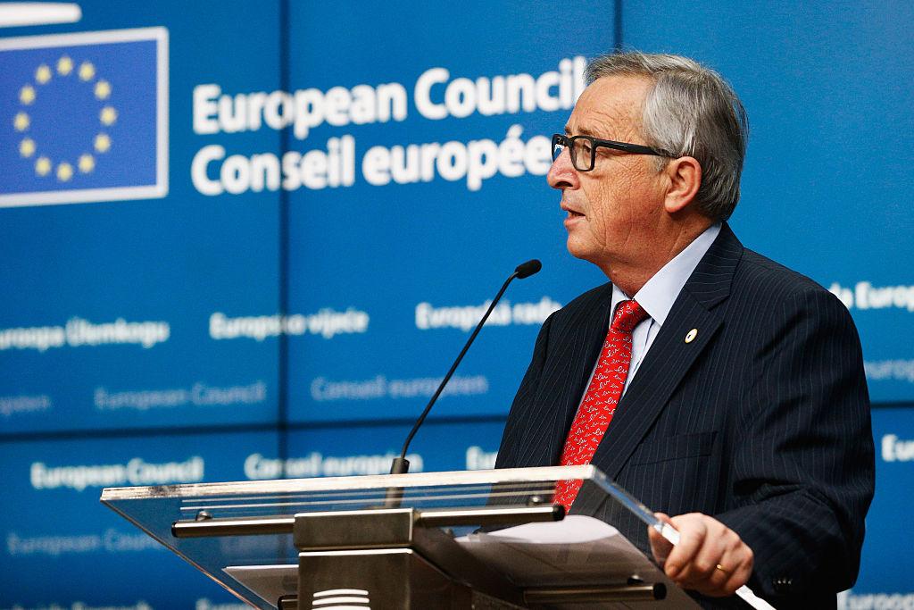 Jean-Claude Juncker stellt Pläne zur Zukunft der EU vor