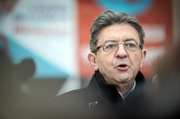 Hologramm: Französischer Präsidentschaftskandidat Mélenchon erscheint gleichzeitig auf zwei verschiedenen Wahlveranstaltungen