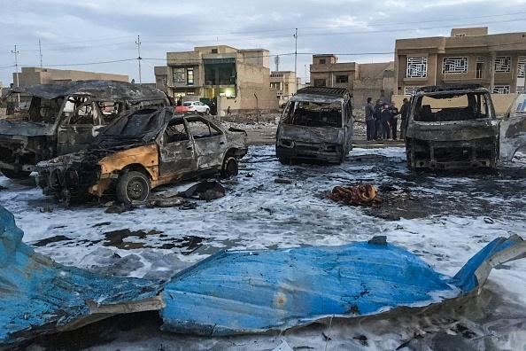 Mindestens 52 Tote: Schwerster Anschlag in Bagdad in diesem Jahr