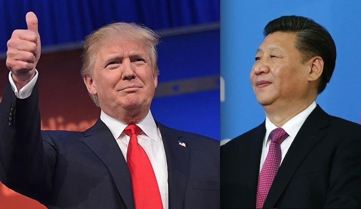 USA/China: Trumps Neujahrsgrüße an Chinas Staatschef völlig neues Signal