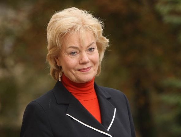Ex-CDU-Politikerin Erika Steinbach zur Vorsitzenden der Desiderius-Erasmus-Stiftung gewählt