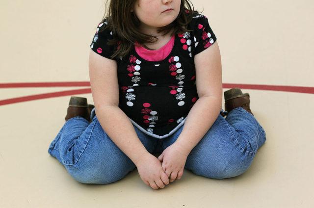 Übergewichtiges Kind Foto: John Moore/Getty Images