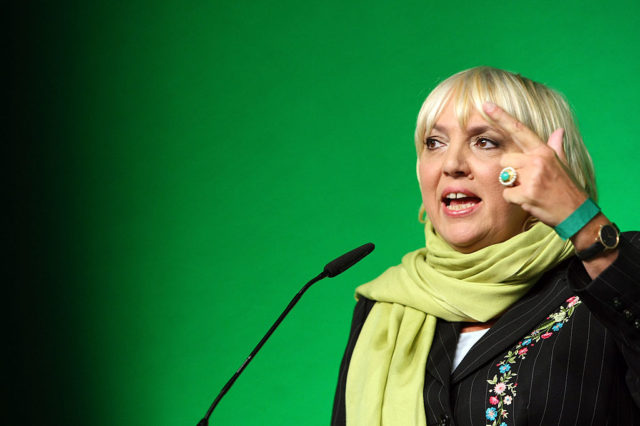 Claudia Roth Foto: Adam Berry/Getty Images
