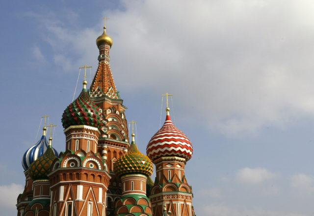 Moskau, Russland Foto: Ian Walton/Getty Image