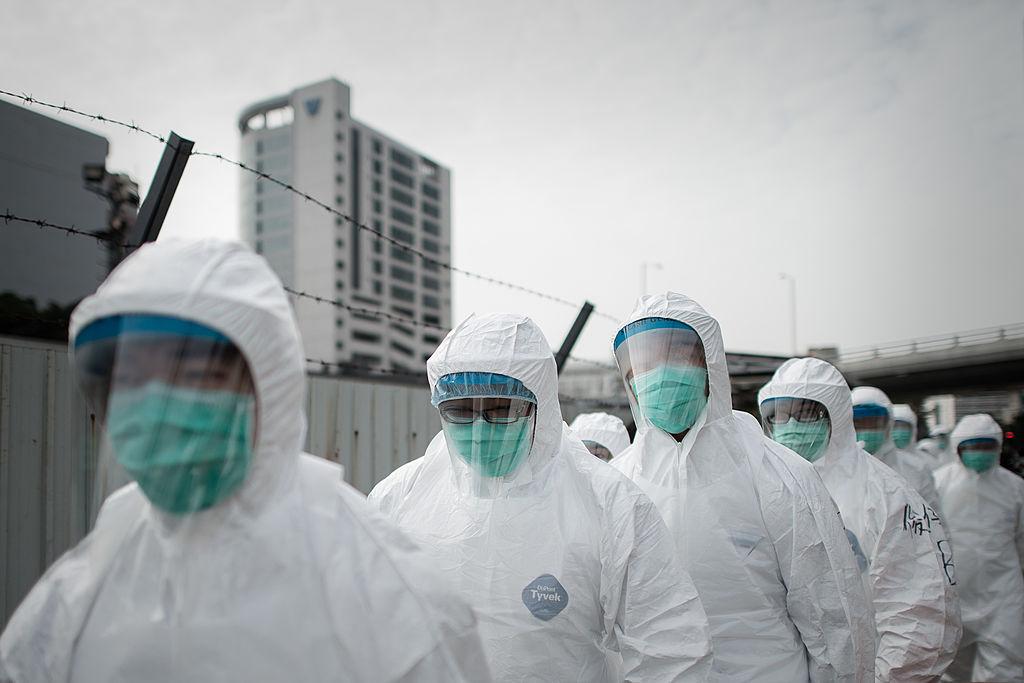 Asien in höchster Alarmbereitschaft nach mysteriösem Virus-Ausbruch in Zentralchina